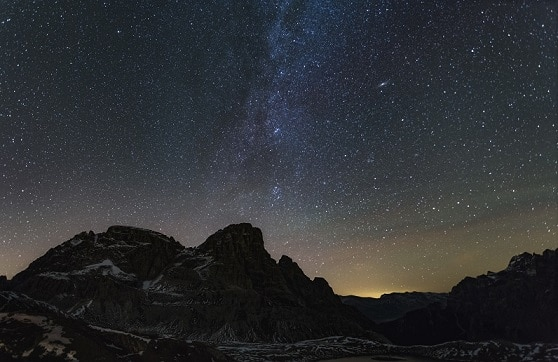 تصوير النجوم نصائح التصوير الفوتوغرافي للمبتدئين